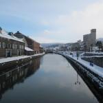 (冬・昼)中央橋から